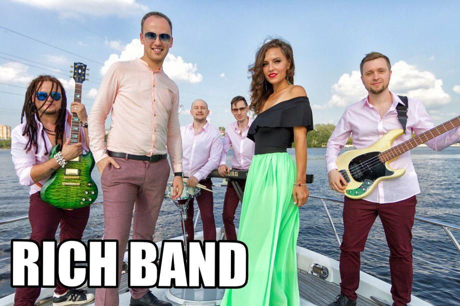 Rich Band - Музыкальная группа  - Москва - Московская область photo