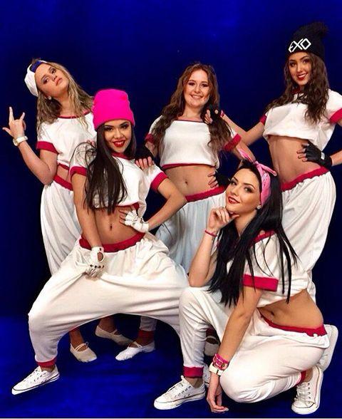 """Закажите выступление Танцевальная команда """"Lollipop"""" на свое мероприятие в Санкт-Петербург"""