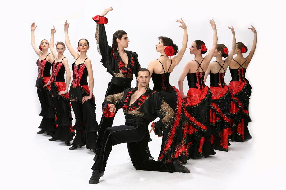 Шоу балет Ровена - Танцор  - Москва - Московская область photo