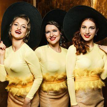 Закажите выступление Trio EasyTone на свое мероприятие в Санкт-Петербург