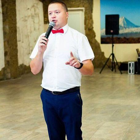 Дмитрий Леонов - Ведущий или тамада , Кривой Рог,  Свадебный ведущий Тамада, Кривой Рог Камеди, Кривой Рог