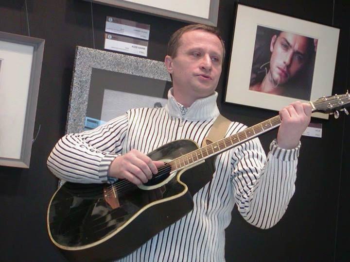 Богдан - Музыкант-инструменталист Певец  - Киев - Киевская область photo
