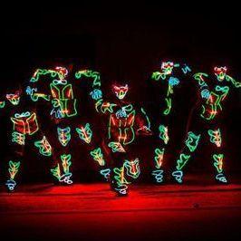 iLumilad - Неоновое шоу, невероятное световое шоу - Танцор , Киев,  Шоу-балет, Киев Современный танец, Киев