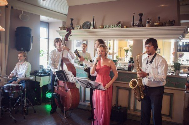 Holidays Band - Музыкальная группа Ансамбль  - Санкт-Петербург - Санкт-Петербург photo