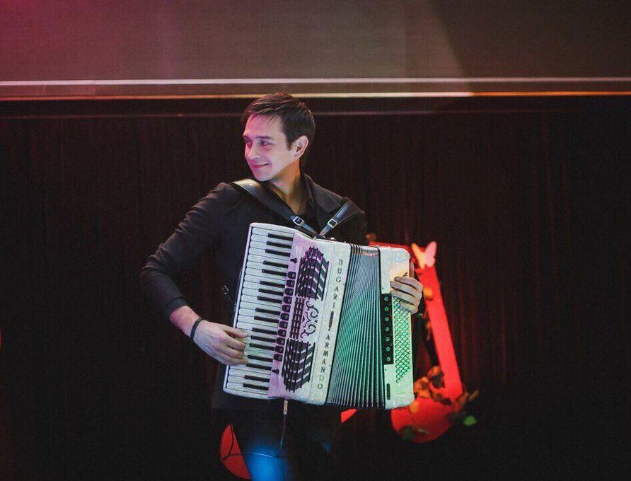 Дмитрий Пономарев - Музыкант-инструменталист  - Москва - Московская область photo