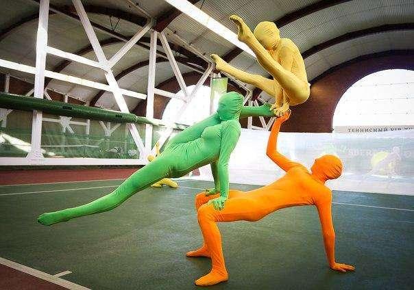 ColorPeople. Цветные Люди - Танцор  - Москва - Московская область photo