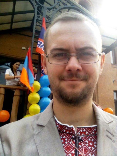 Закажите выступление Александр Усачёв на свое мероприятие в Днепропетровск