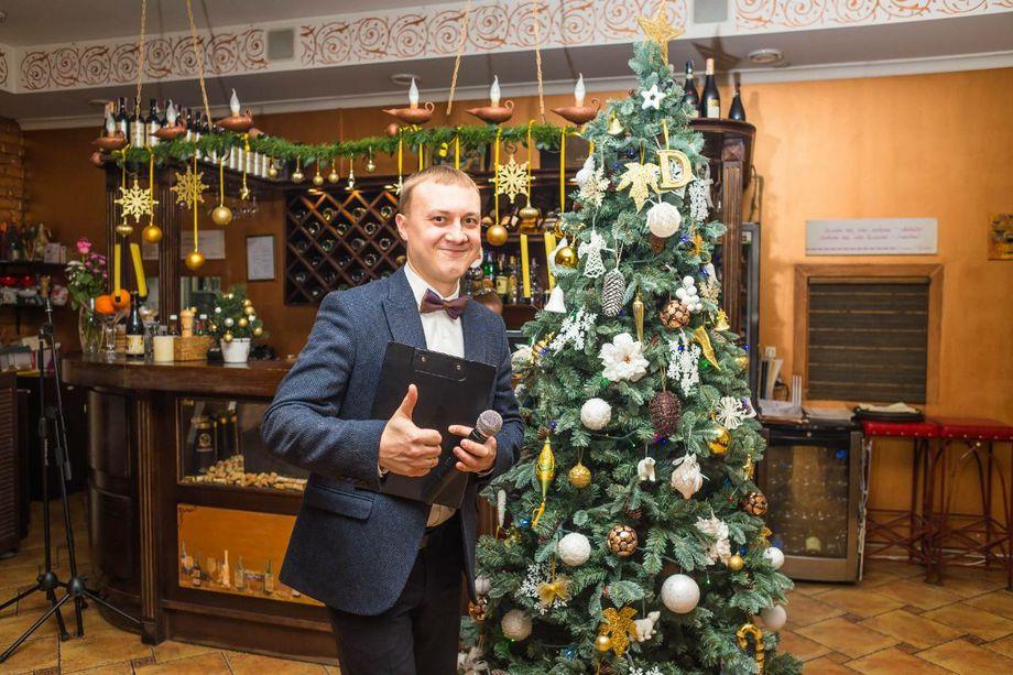 Ведущий Андрей Усенко - Ведущий или тамада Организация праздников под ключ  - Киев - Киевская область photo