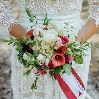 """Майстерня флористики та декору """"Квіткова лінія"""" - Декорирование , Полтава, Свадебная флористика , Полтава,"""