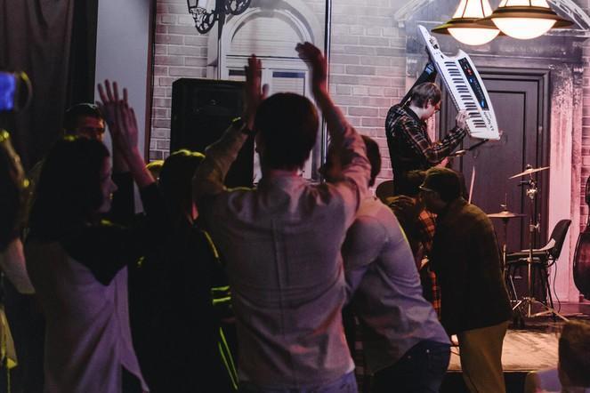 THE СТИЛЯГИ - Музыкальная группа Ансамбль  - Ростов-на-дону -  photo