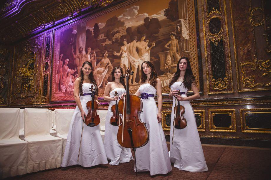 Струнный квартет Венеция - Музыкальная группа Ансамбль Музыкант-инструменталист  - Санкт-Петербург - Санкт-Петербург photo