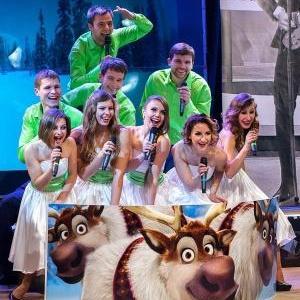 """Закажите выступление Вокал шоу """"Консонанс"""" на свое мероприятие в Днепр"""