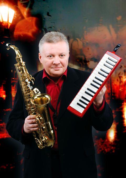 Олег Бризинский - Музыкант-инструменталист Певец  - Одесса - Одесская область photo