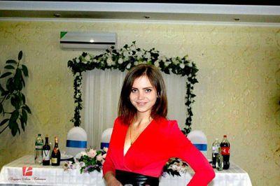 Анна - Ведущий или тамада Ди-джей Организация праздничного банкета  - Днепр - Днепропетровская область photo