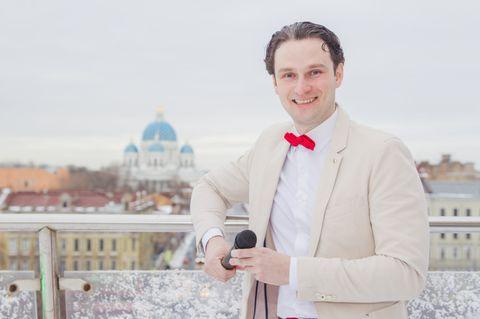 Закажите выступление Макс на свое мероприятие в Санкт-Петербург
