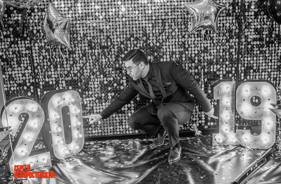Сергей Искоростенский - Ведущий или тамада Певец Организация праздничного банкета  - Киев - Киевская область photo