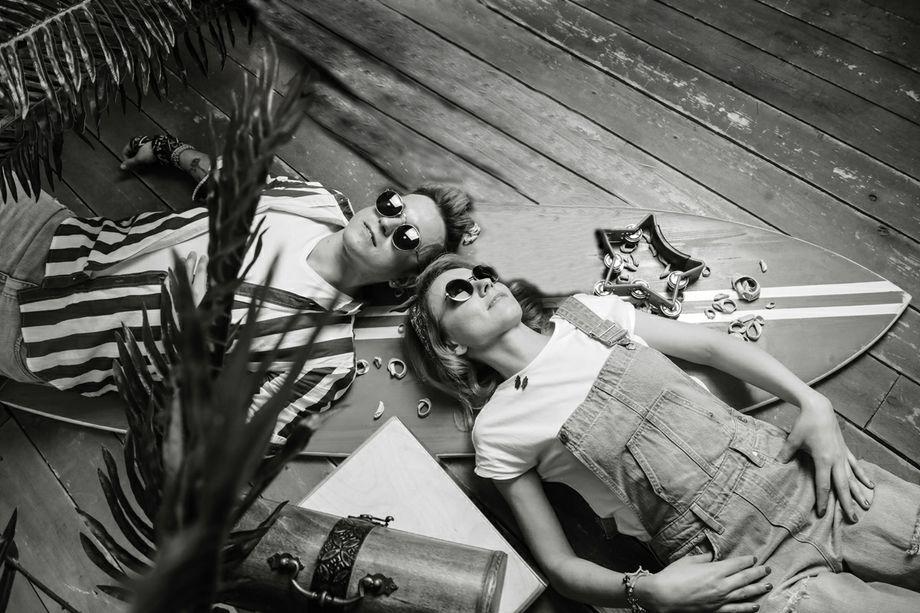 Акустический дуэт Дом у Моря - Музыкальная группа Ансамбль Певец  - Москва - Московская область photo
