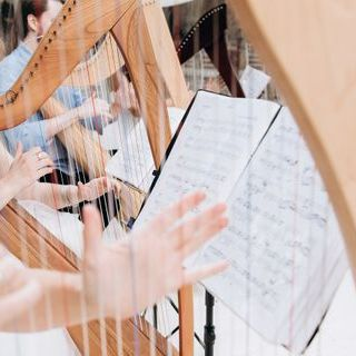 Moscow Harp Orchestra - Ансамбль , Москва, Музыкант-инструменталист , Москва,  Арфист, Москва Инструментальный ансамбль, Москва Волынщик, Москва
