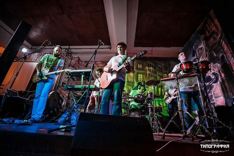 PARAMARIBO - Музыкальная группа  - Новосибирск - Новосибирская область photo