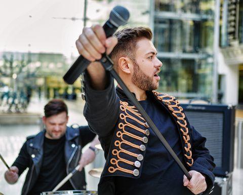 Закажите выступление Mitin Band на свое мероприятие в Москва