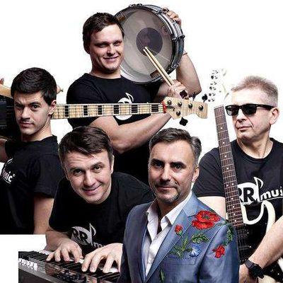 Закажите выступление Роман Рудий та    ''RR music-band'' на свое мероприятие в Киев