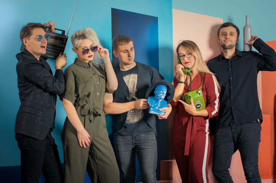 Кавер группа Glance - Музыкальная группа Ансамбль  - Краснодар - Краснодарский край photo