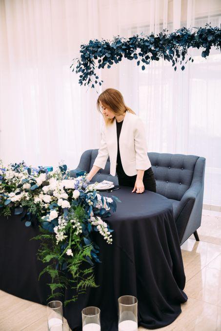 Свадебный организатор Юлия Переверзева - Организация праздничного банкета Организация праздников под ключ  - Киев - Киевская область photo