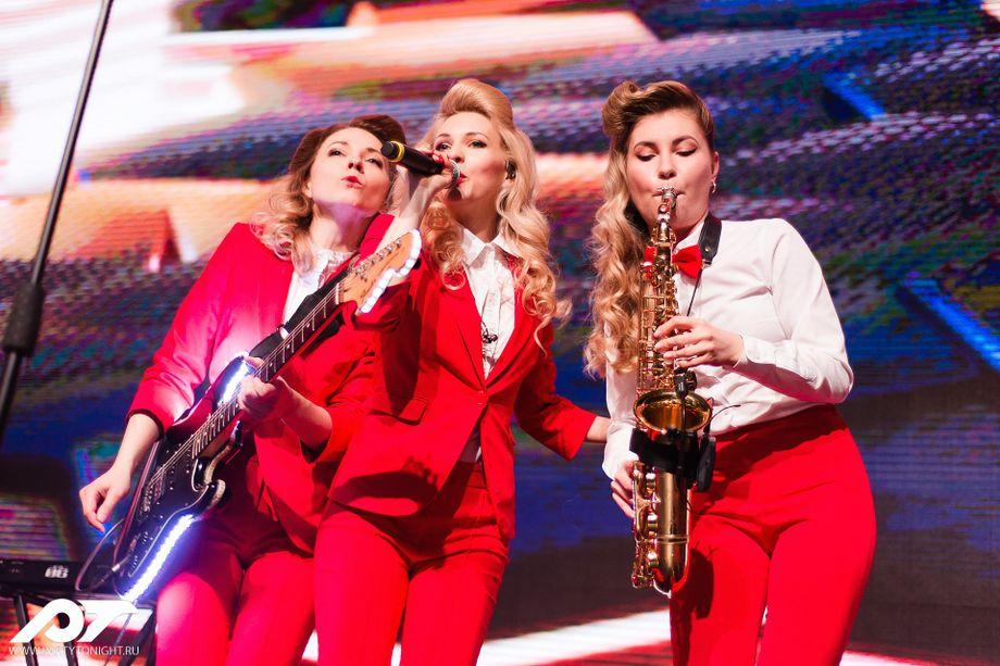 кавер-группа Шик - Музыкальная группа Ансамбль  - Москва - Московская область photo