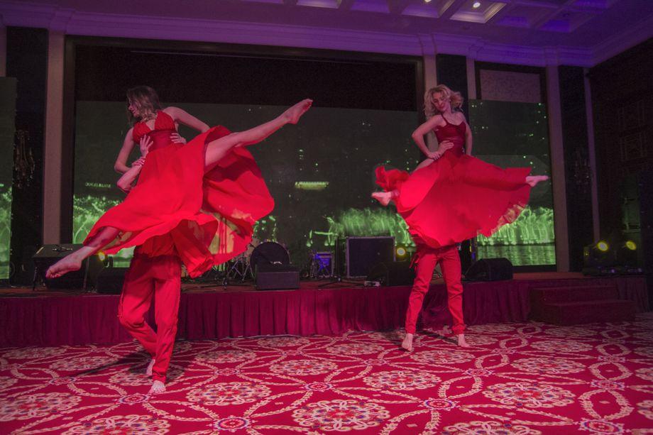 COLORS ballet - шоу балет Киев - Танцор  - Киев - Киевская область photo