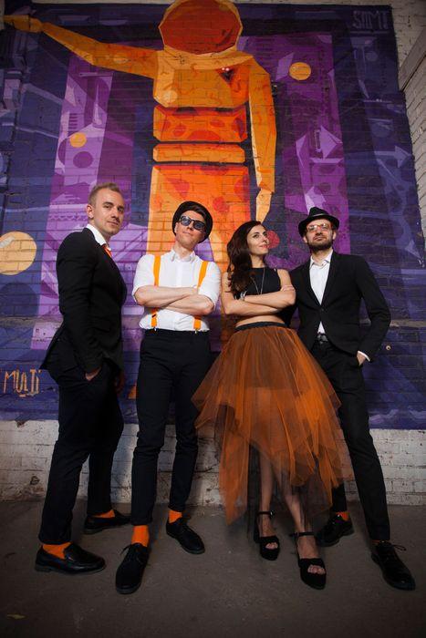 Orange people - Музыкальная группа , Москва,  Кавер группа, Москва