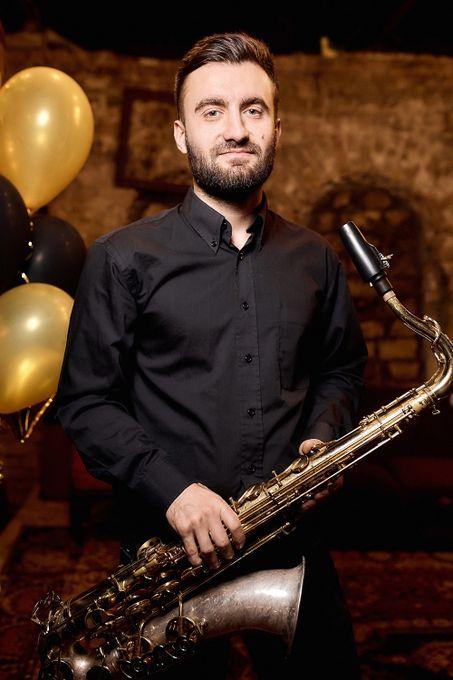 Саксофонист  Давид Колпаков - Музыкант-инструменталист  - Киев - Киевская область photo