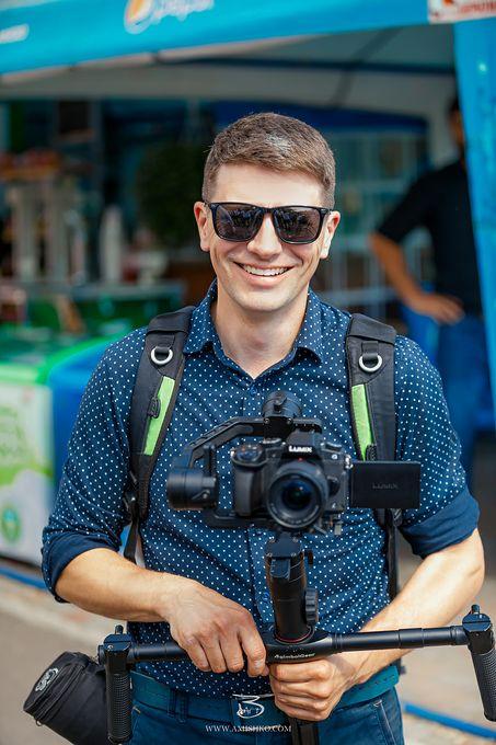 Константин Штрикуль - Видеооператор  - Днепр - Днепропетровская область photo