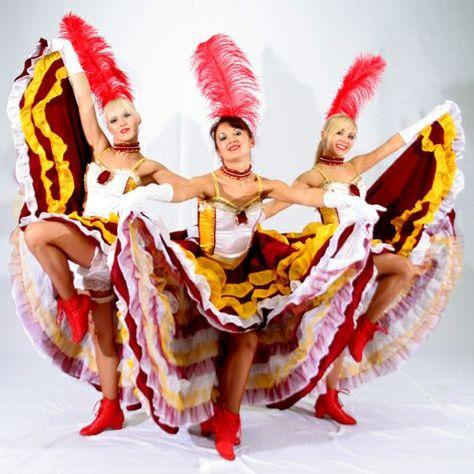 Закажите выступление Шоу-балет RIOLET на свое мероприятие в Киев