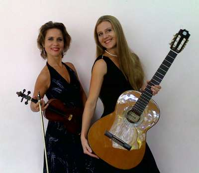 Glamour String Duo - Музыкант-инструменталист , Киев,  Скрипач, Киев Гитарист, Киев