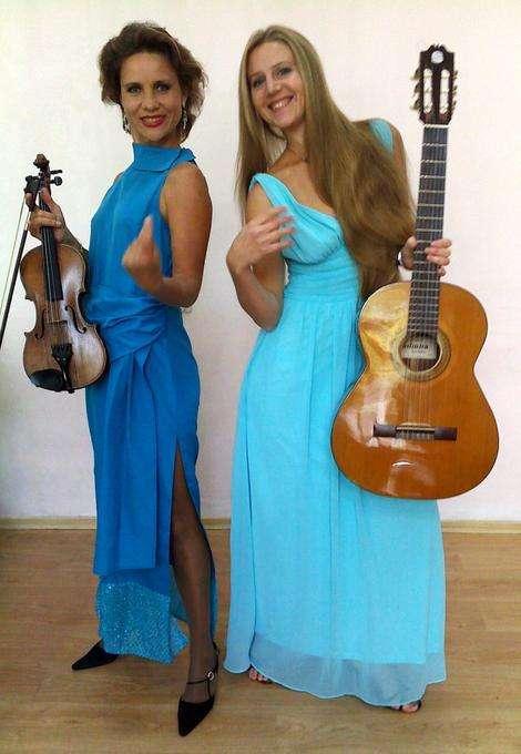 Glamour String Duo - Музыкант-инструменталист  - Киев - Киевская область photo