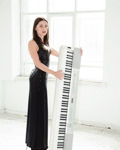 Закажите выступление Екатерина на свое мероприятие в Днепр