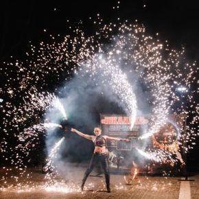 Вогняне шоу Нікалекс фаєршоу - Оригинальный жанр или шоу , Львов,  Фаер шоу, Львов