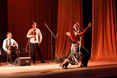 Тим - Танцор  - Москва - Московская область photo