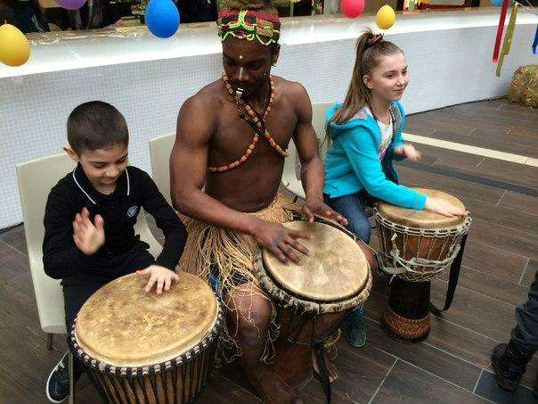 Африканское шоу группа Kилиманджарo -  - Москва - Московская область photo