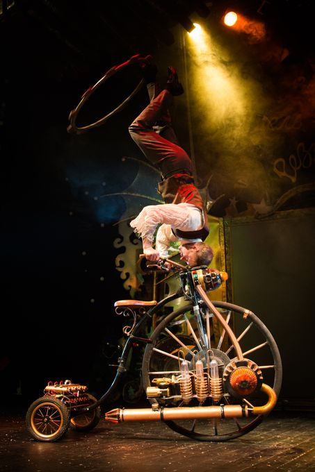 SteamCircus - Оригинальный жанр или шоу  - Москва - Московская область photo