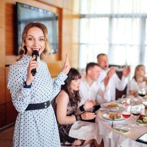 Ведущая мероприятий Елена Серебренникова - Ведущий или тамада , Днепр,  Свадебный ведущий Тамада, Днепр