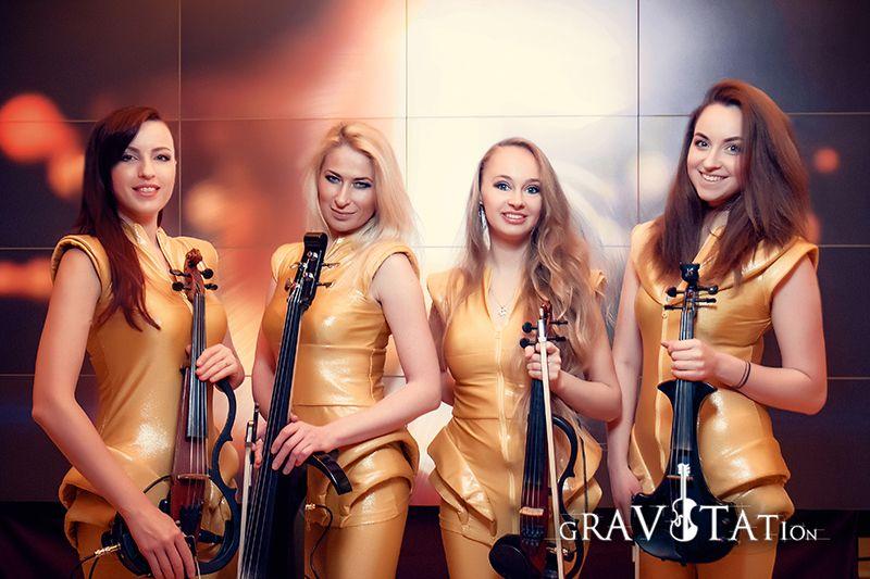 Струнный квартет Gravitation - Музыкальная группа Музыкант-инструменталист  - Киев - Киевская область photo