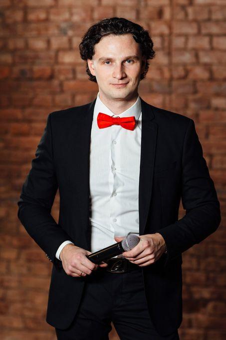 Макс - Ведущий или тамада  - Санкт-Петербург - Санкт-Петербург photo