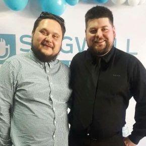 Закажите выступление Дуэт ведущих 2MAN на свое мероприятие в Киев