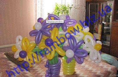 РАДУГА - Украшение шарами  - Донецк - Донецкая область photo