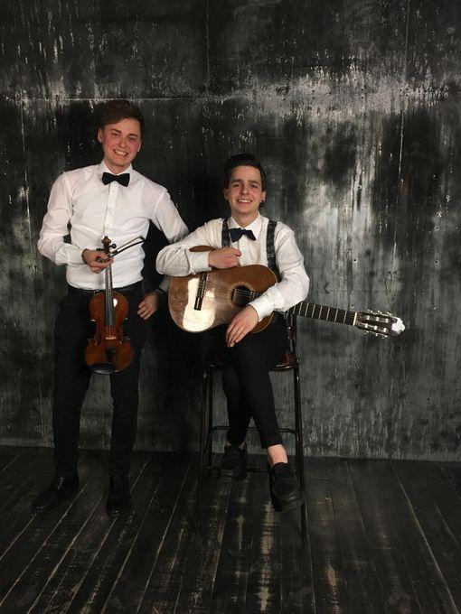 Stringers - Музыкальная группа Музыкант-инструменталист  - Киев - Киевская область photo