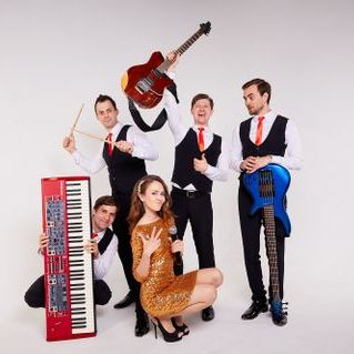 Закажите выступление кавер группа Salut band на свое мероприятие в Самара