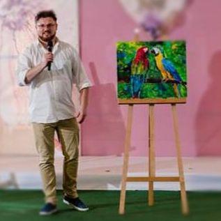 Закажите выступление Художник Сергей Байрак на свое мероприятие в Хмельницкий