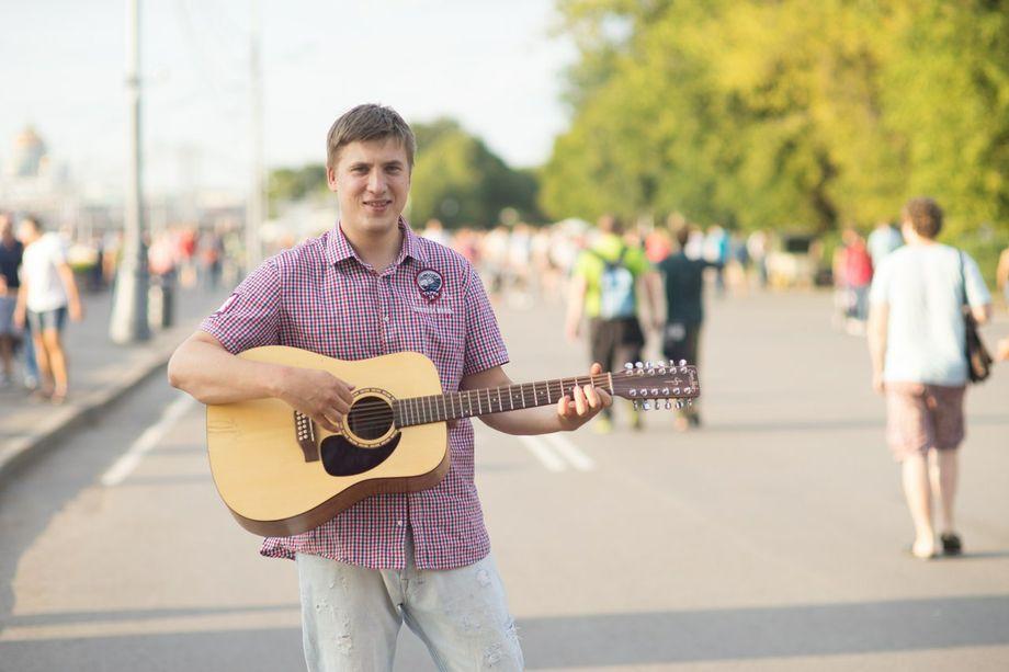 Гитарист певец Тимур - Певец  - Москва - Московская область photo