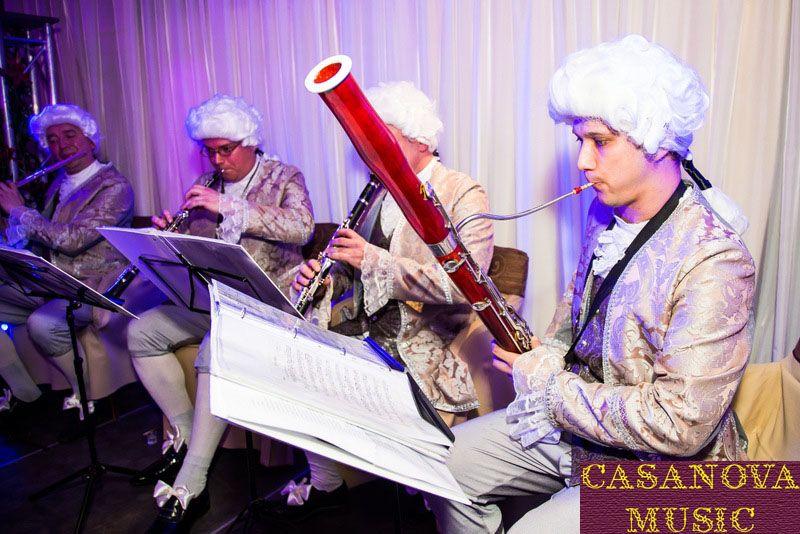 """""""Casanova  Music """" - Ансамбль Музыкант-инструменталист  - Киев - Киевская область photo"""